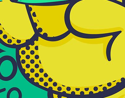 Stickers #2 // Ilustración // 17