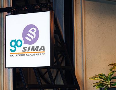 Work Graphic - Sima Go Up (Noleggio Scale Aeree)