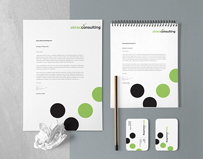 Abtec Consulting Branding