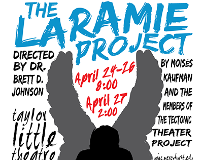 The Laramie Project Poster Design