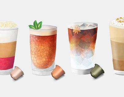Nespresso Cocktails