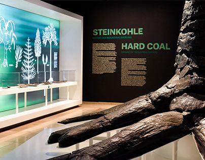 Exhibition Design for German Mining Museum
