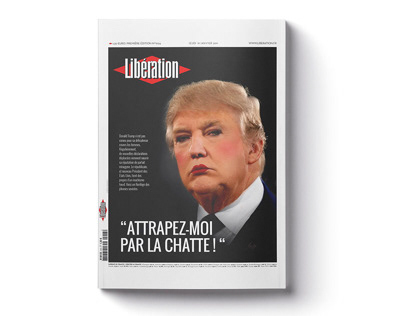 Libération - L'élection de TRUMP