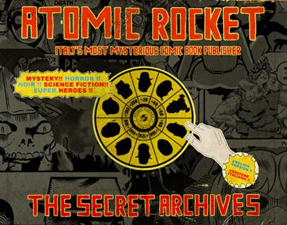 ATOMIC ROCKET COMICS: The Official Website