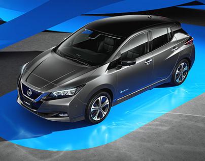 Nissan Leaf – CGI