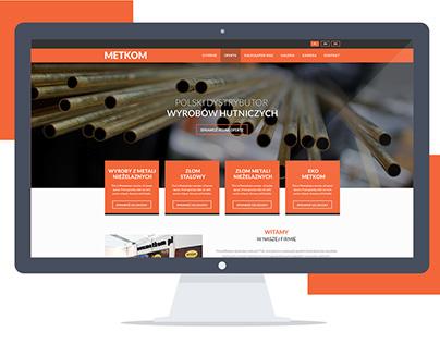 Metkom Redesign Concept #3 | GreenFly