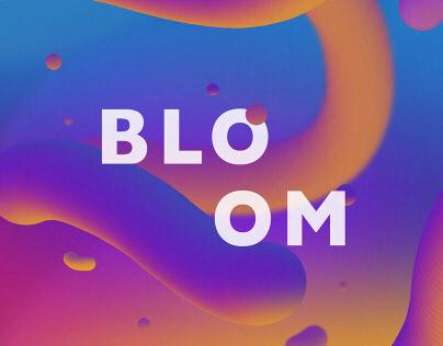 Bloom: Album Cover