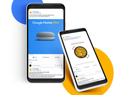 Google Home Mini - Spanish Version