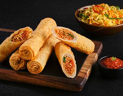 Indomie Noodles (Indonesian Brand)
