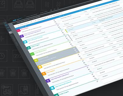 Orbility - Design d'interfaces applicatives
