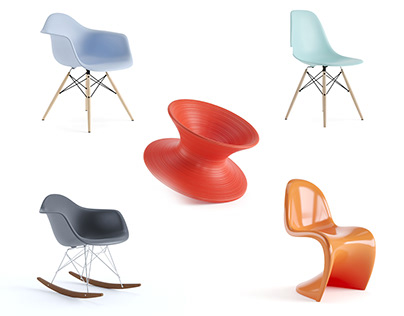 3D Assets   Furniture (available to download soon)