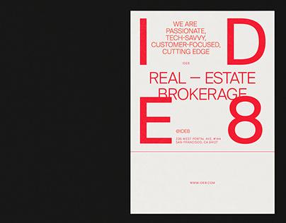 IDE8 Brand Identity