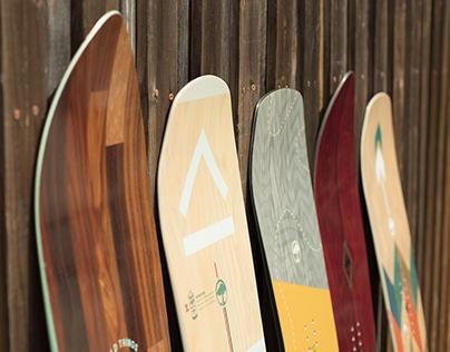 2016 Arbor Snowboards