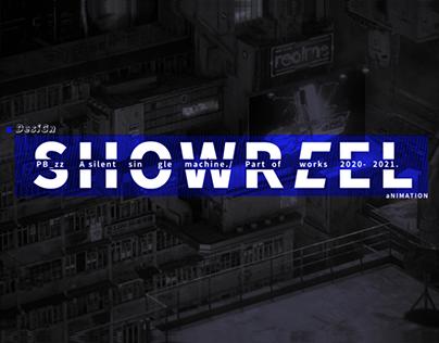 PB_zz SHOWREEL 2020-2021