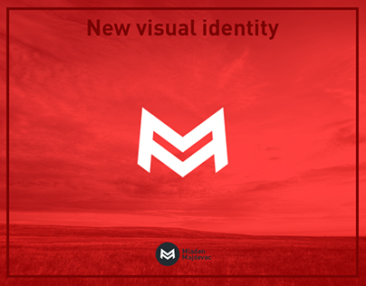 New visual identity Mladen Majdevac