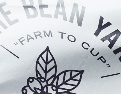 The Bean Yard Branding