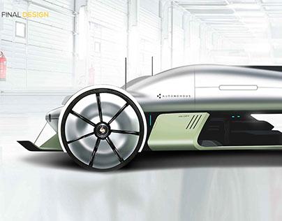 Porsche 919 Legend Reincarnated_Autonomous & VR Racing