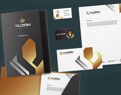 Yıldırım Grup Construction Web Graphic Design