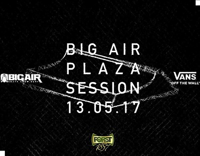 BIG AIR LAB / Events 2017