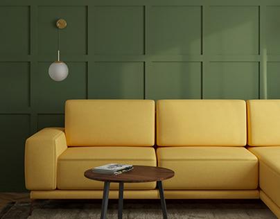 G.Y.W.W Living room