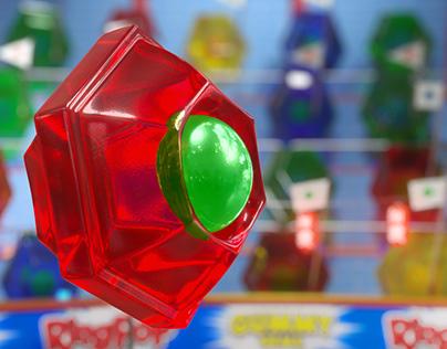 "Ring Pop Gummy Gems - ""Sumo Match"""