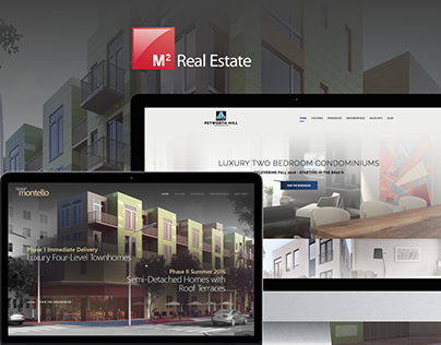 M Squared Realestate Complete design support