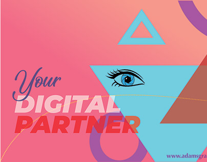 Banner Sample for A Digital Solution Company