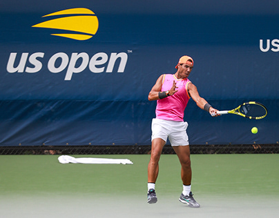 Nadal at US Open 2019