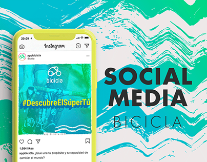 BICICLA | Social Media