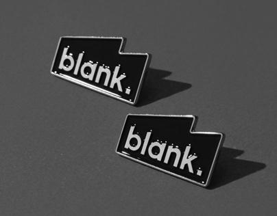blank Corporation brand design