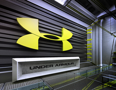 UNDER ARMOUR Showroom Concept