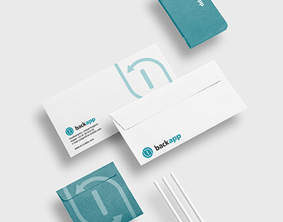 Backapp corporate identity