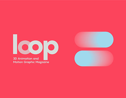 loop 3D Animation and Motion Graphic Magazine
