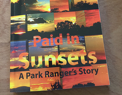 Paid in Sunsets Paperback Book