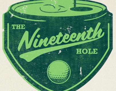 New Balance Golf 19th Hole Branding
