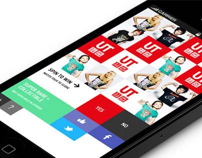 UNIQLO UT Digital Campaign