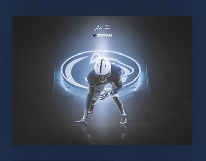 Penn State Football | Recruiting Design Internship