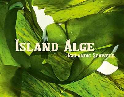 riffi Island Alge Packaging