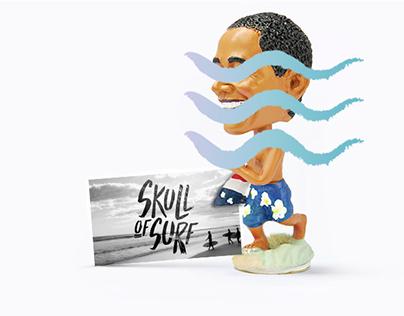 Skull of Surf | Gijón
