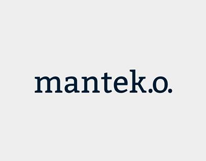 Mantek.o. Brand
