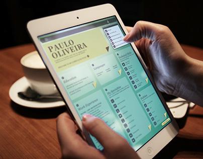 iPad CURRICULUM VITAE
