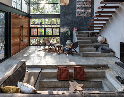 Caplan House in Mexico by Israel Pacheco / Houses Tulum