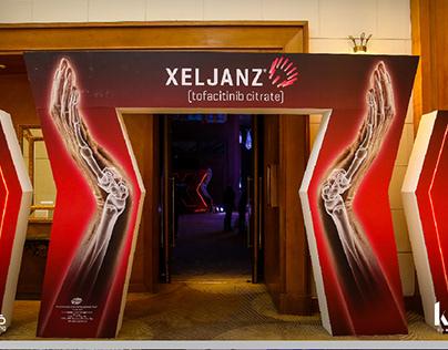 Xeljanz Launch Event