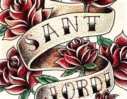 SANT JORDI · TATTOO