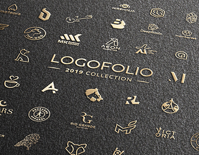 Logofolio | 2019 collection