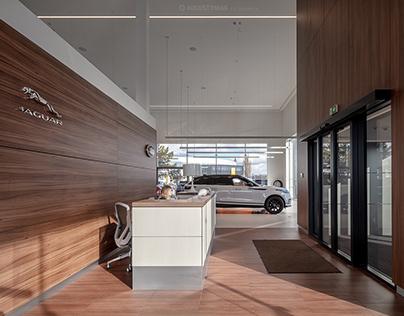 Salon Jaguar & Land Rover
