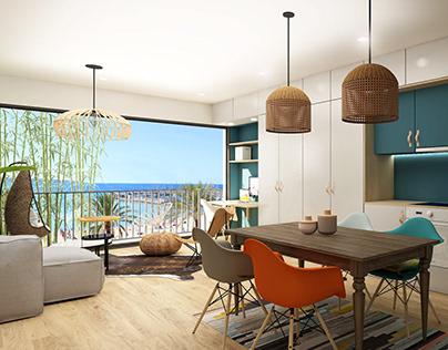 SG Beach Apartment