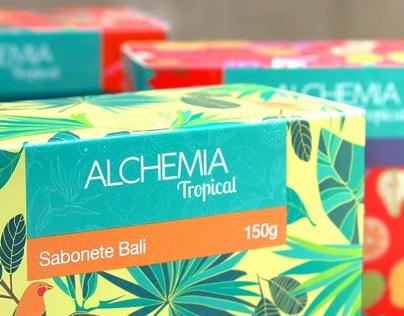 ALCHEMIA - TROPICAL - LOJAS RENNER