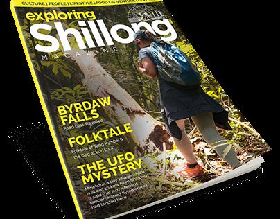 Exploring Shillong Magazine