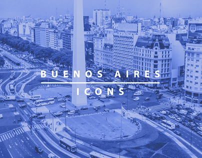 Buenos Aires Icons